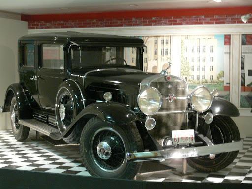 1930 Cadillac v 16 sedan