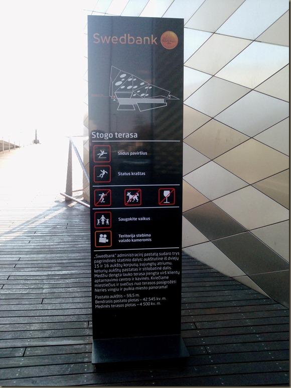 Info prie terasos