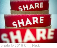 'Share' photo (c) 2010, C!... - license: http://creativecommons.org/licenses/by/2.0/