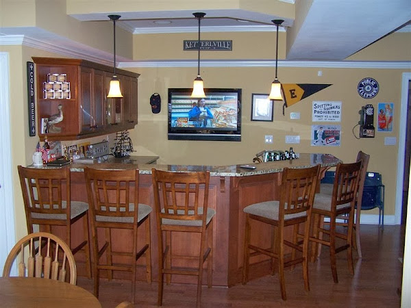 Basement Bar Ideas 2 Basement Bar Ideas