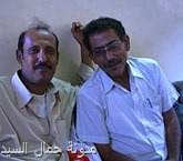 مع الشاعر علي مهدي محلتي