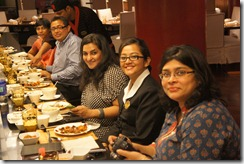 Rushina, Aishwarya, Arpana, Shanky, Rini