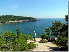 Dan at Acadia NP