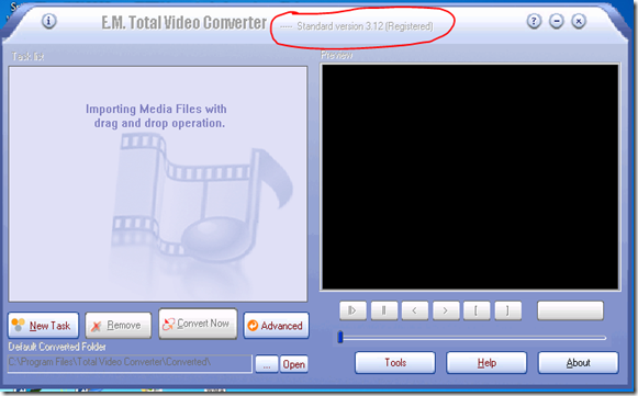 Total Video Converter free download full version with key and crack