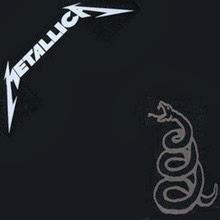 Metallica The Black Album