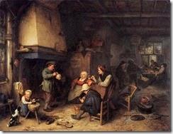 Peasants_in_an_Interior_281661_29_Adriaen_van_Ostade_m