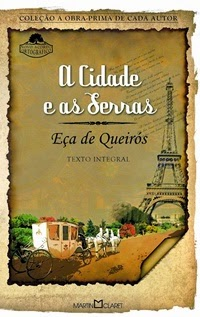 A Cidade e as Serras, por Eça de Queirós