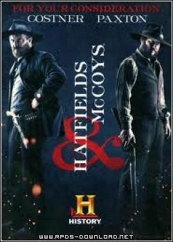 Hatfields and McCoys Parte 1 Dublado 2012