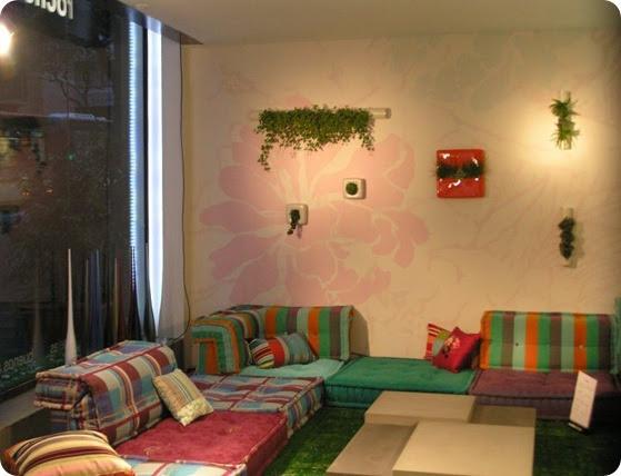 Inspiraci n hecha a mano jardines verticales for Jardines verticales historia