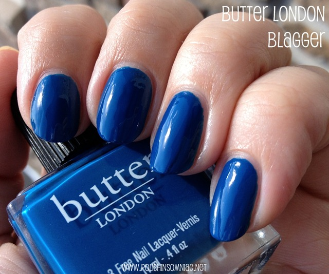 butter LONDON Blagger 3