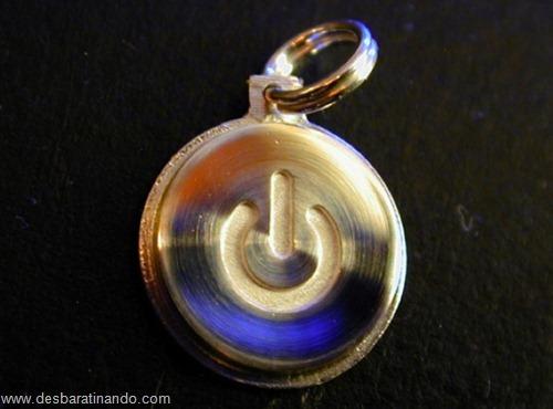 brincos aneis geeks nerds nerd geek brinco anel ring desbaratinando (36)