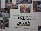 Emeril's foundation has partnered with NOCCA to create a culinary arts program.  Soon it will go from being a summer activity to a full-time course.