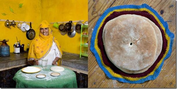 Eija Bankach, 62 years old, Massa, Morocco. Chicken Tajine