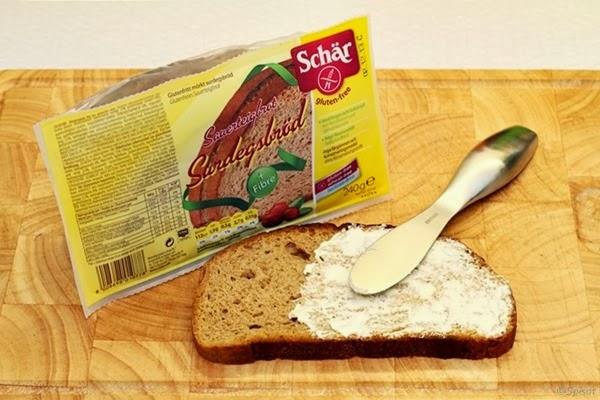 Schär glutenfritt surdegsbröd