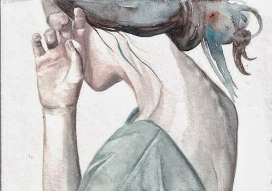 Helga McLeod watercolor