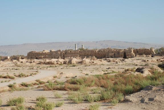 Gaochang - Ruines 8
