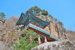 The Saseongam Four Sages Hermitage