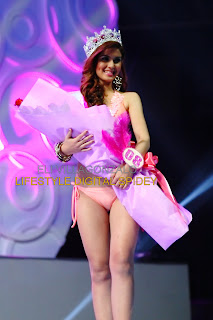 Cheeny Racel 1st Runner-up Miss Bikini Philippines 2013