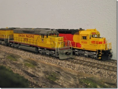 IMG_0448 Southern Pacific Kodachrome Tunnel Motors on My Layout on April 5, 2008