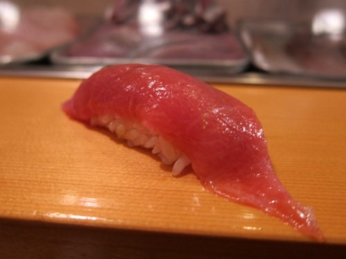 O-toro – fatty tuna