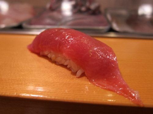 O-toro – fatty tuna