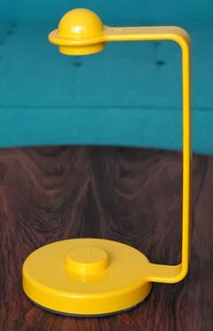 Yellow Guzzini paper towel holder