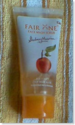 Fair One Face Wash Scrub