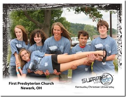 First Presbyterian Church Group Photo copy