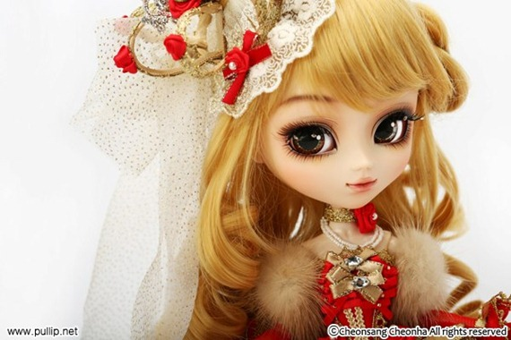 Pullip Princess Rosalind Feb 2013 03