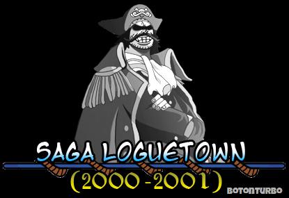 One Piece - Saga Loguetown