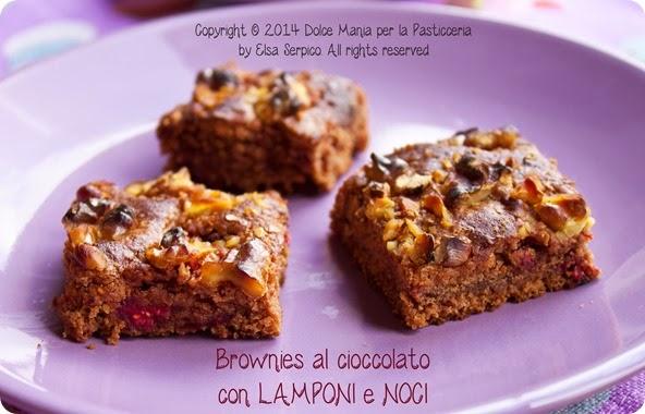 Brownies-con-lamponi-e-noci