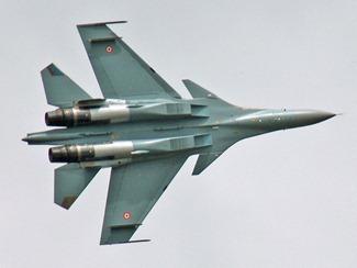 Indian Air Force Sukhoi Su-30 MKI aircraft wallpaper