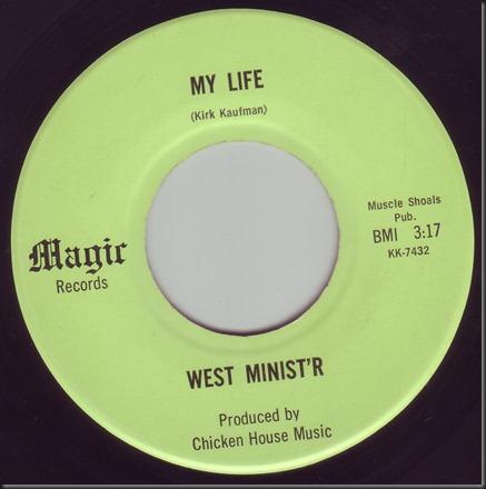 west ministr