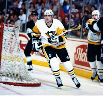 Pittsburgh Penguins Ron Francis 1991 / Credit Pittsburgh Penguins Archives