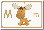 Mm moose card