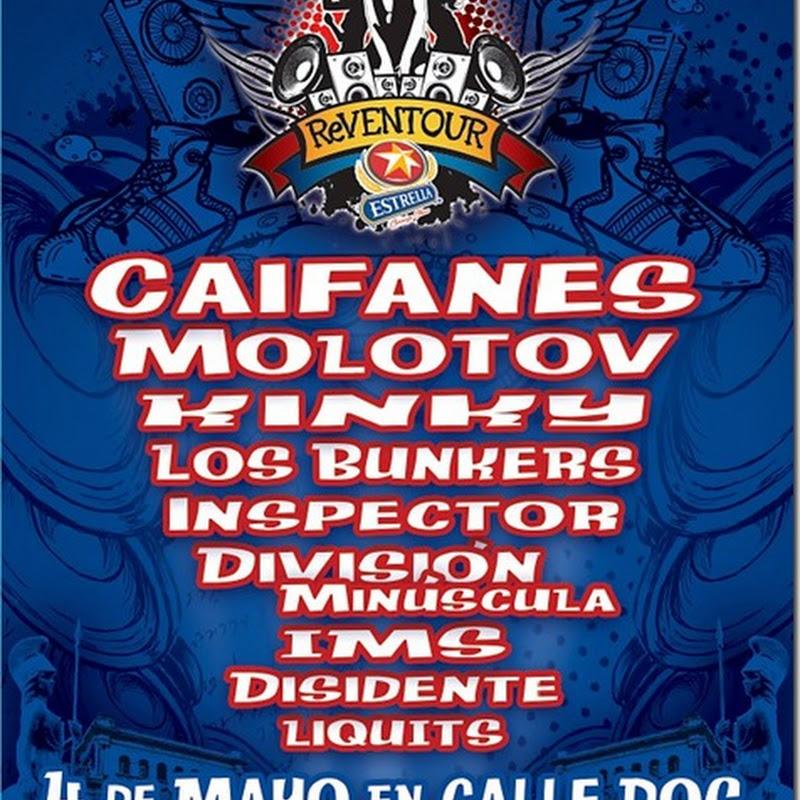 Cartel Reventour Estrella 2013 GDL en Calle 2