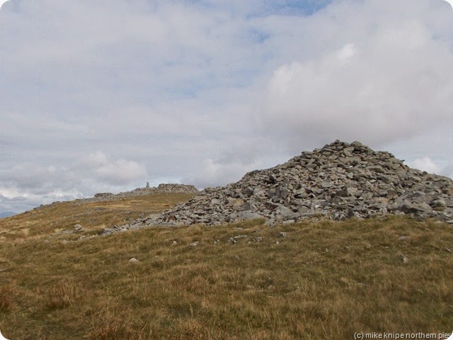 summit of pumlumon