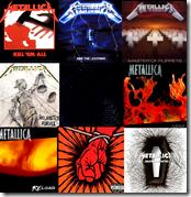 Metallica albums