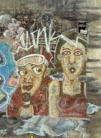 Graffiti Cottbus