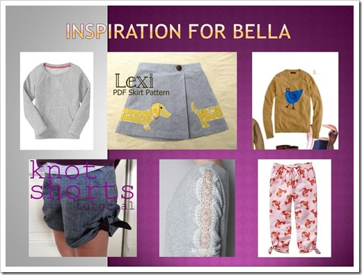 Inspiration for Bella-summer 2013