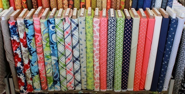 Vintage Verona fabrics at The Fabric Mill
