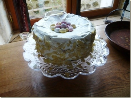 birds nest cake01