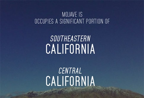 26. Mojave