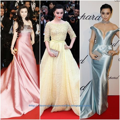Fan Bingbing cannes2013-2