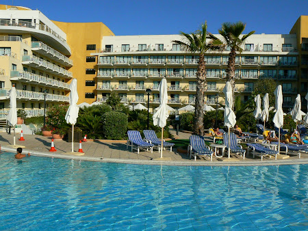Visit Malta: Hotel Intercontinental