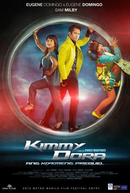 Kimmy Dora: Ang Kiyemeng Prequel