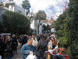 The Flea Market Near Togo Shrine