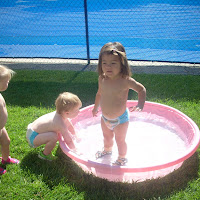 Toddler Swim Day 8/2/2011