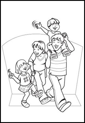 es-colorear-dibujos-imagenes-foto-familia-p7145