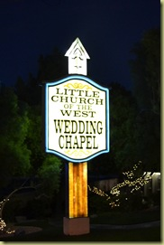 Wedding Chapel Little West